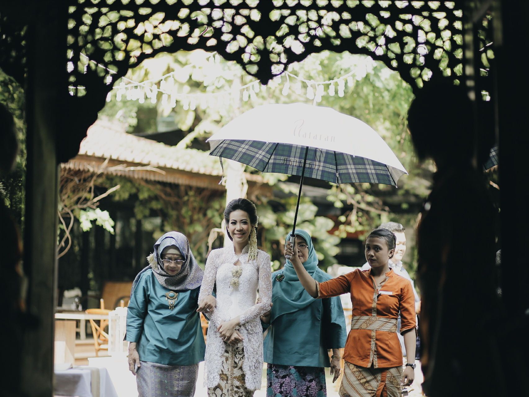 Danda & Gita Wedding Day